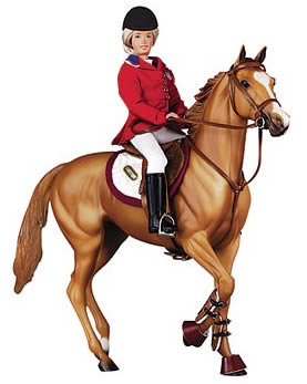 Breyer #2458 English Hunter/Jumper Bridle