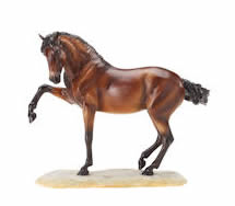 Breyer #8253 Breeds of the World Andalusian Bay