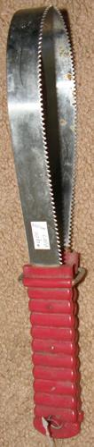 Shedding Blade Spring Steel Shedding Blade