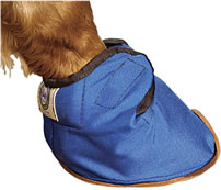 Bluegrass Equine Deluxe Equine Slipper Soaking Therapy Boot Treatment Boot Barrier Boot