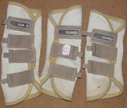 Centaur Sunguard Fly Boots Mesh Fly Wraps