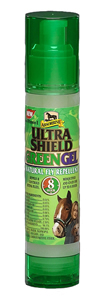 Absorbine UltraShield Green Gel Natural Fly Repellant 2 oz Pump