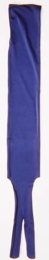 Tough-1 Lycra Tail Bag Horse Tail Bag Navy Blue
