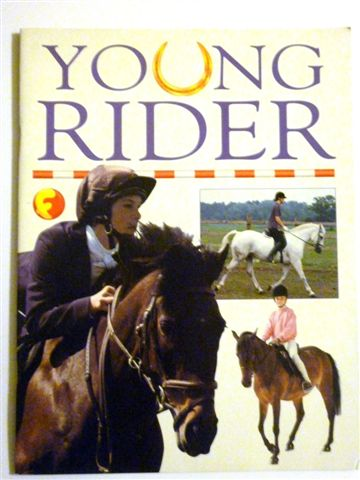 Young Rider English-style Riding for the Beginner By Sandy Ransford