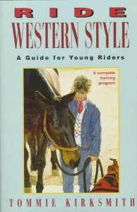 how to ride a horse western style