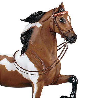 Breyer #2459 English Show Double Bridle