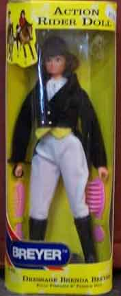 #510 Dressage Brenda Brenda Breyer Dressage Rider Doll