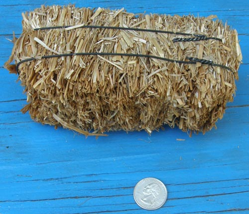 Model Horse Tack Props Model Horse Straw Bale