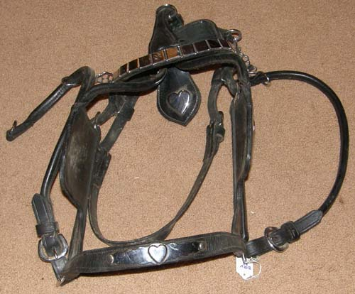 Draft Horse Driving Harness Bridle with Blinders Patent Leather Driving Horse Bridle with Blinds and Side Checks Blind Bridle Coach Bridle Surrey Bridle with Face Drop