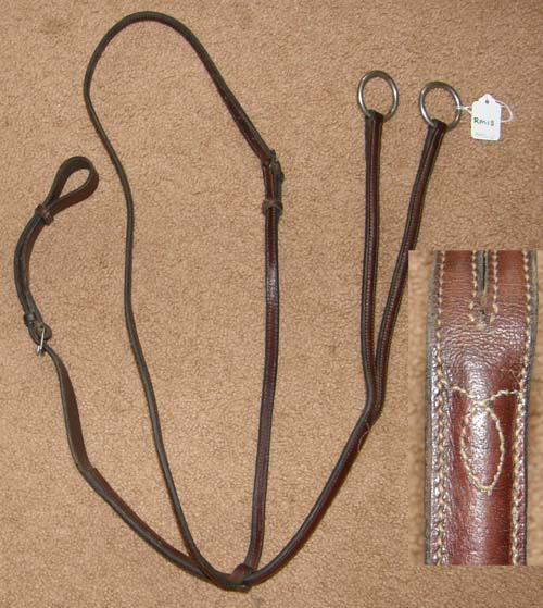 English Running Martingale Raised Running Martingale Cob