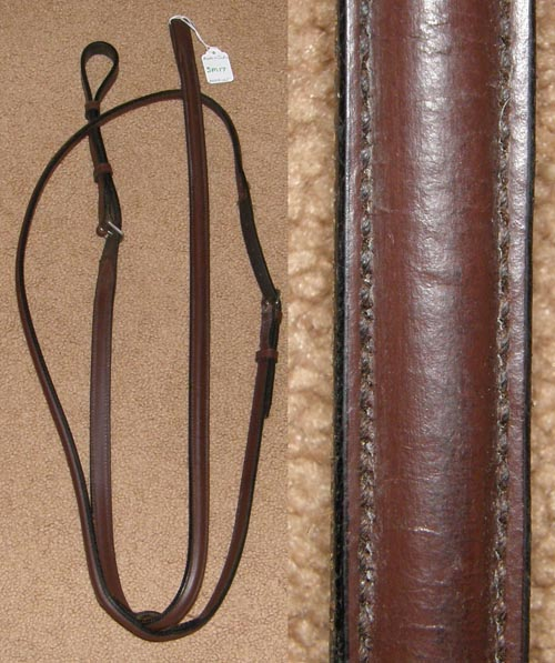 Round Raised Standing Martingale English Standing Martingale Horse