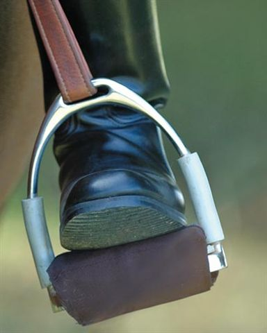 Click Here to View English Stirrups and Stirrup Leathers!