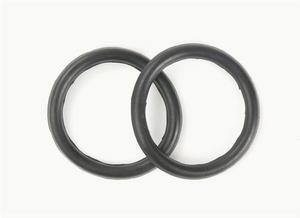 Replacement Rubber Bands Peacock Rings Rubber Bands for Safety Stirrups