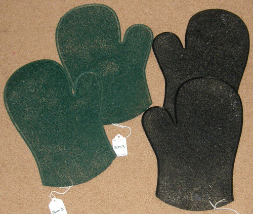 Scrub and Wash Mitt Grooming Mitt Grooming Glove Wash Mitt