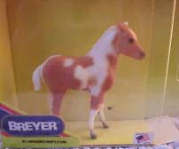 Breyer #19 Stormy Marguerite Henrys Misty of Chincoteague Pinto Pony Foal