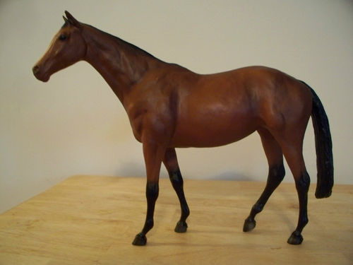 Breyer #420 Touch Of Class Bay TB Thoroughbred