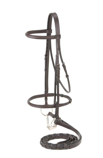 Click Here to View English Bridles, Headstalls, and Reins!