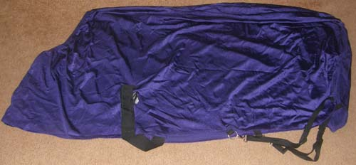 Horse Closet Lycra Stretch Sheet Slinky Sheet Slicker Sheet Lycra Full Body Sleazy Sheet Blanket Liner S Horse Purple