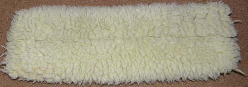 Fleece English Girth Cover Western Girth Cover Pony Maize