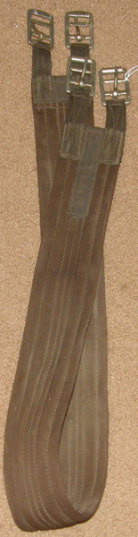 Cottage Craft? Synthetic English Girth Brown 51""