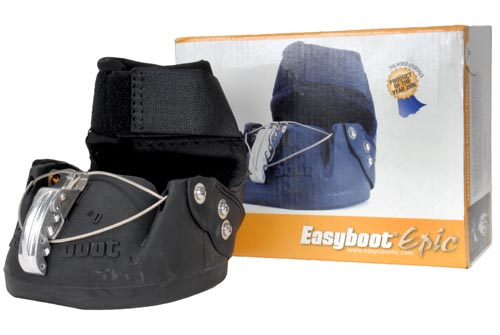 Easy Boot Easyboot Epic Horse Size 0 Black