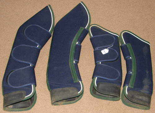 Fleece Lined Shipping Boots Shaped Shipping Boots Travel Boots Navy/Hunter Green