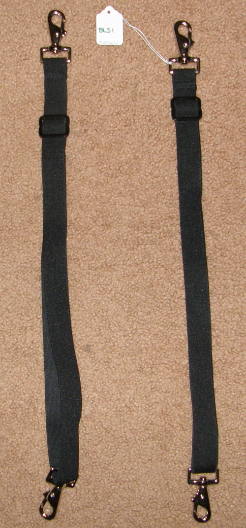 Replacement Elastic Leg Straps for Horse Blanket or Sheet