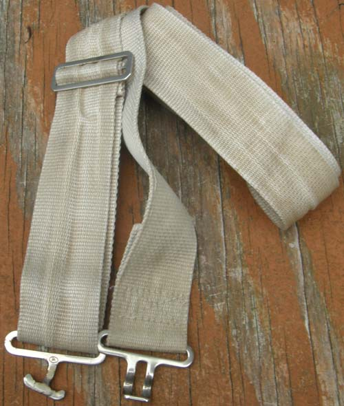 Replacement Blanket Surcingle Strap with Blanket Buckles Closures Sew On Horse Blanket or Sheet Belly Strap Grey