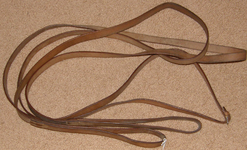 Leather Draw Reins English Draw Reins