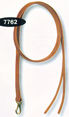 "Reinsman Single Training Rein Western Training Reins Draw Reins German Martingale Harness 3/4"" Hermann Oak Leather Reins Training Aid"