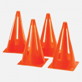 Regent Safety Cone Orange Safety Cones Horse Training Cones Sport Markers