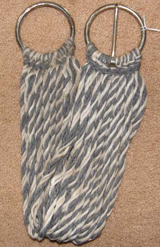 15 Strand Poly Cord Western String Girth Western Cinch Western Girth 31""
