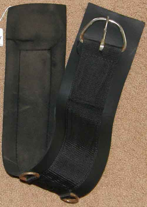 "Western Girth Neoprene Western Cinch 31"" Black"