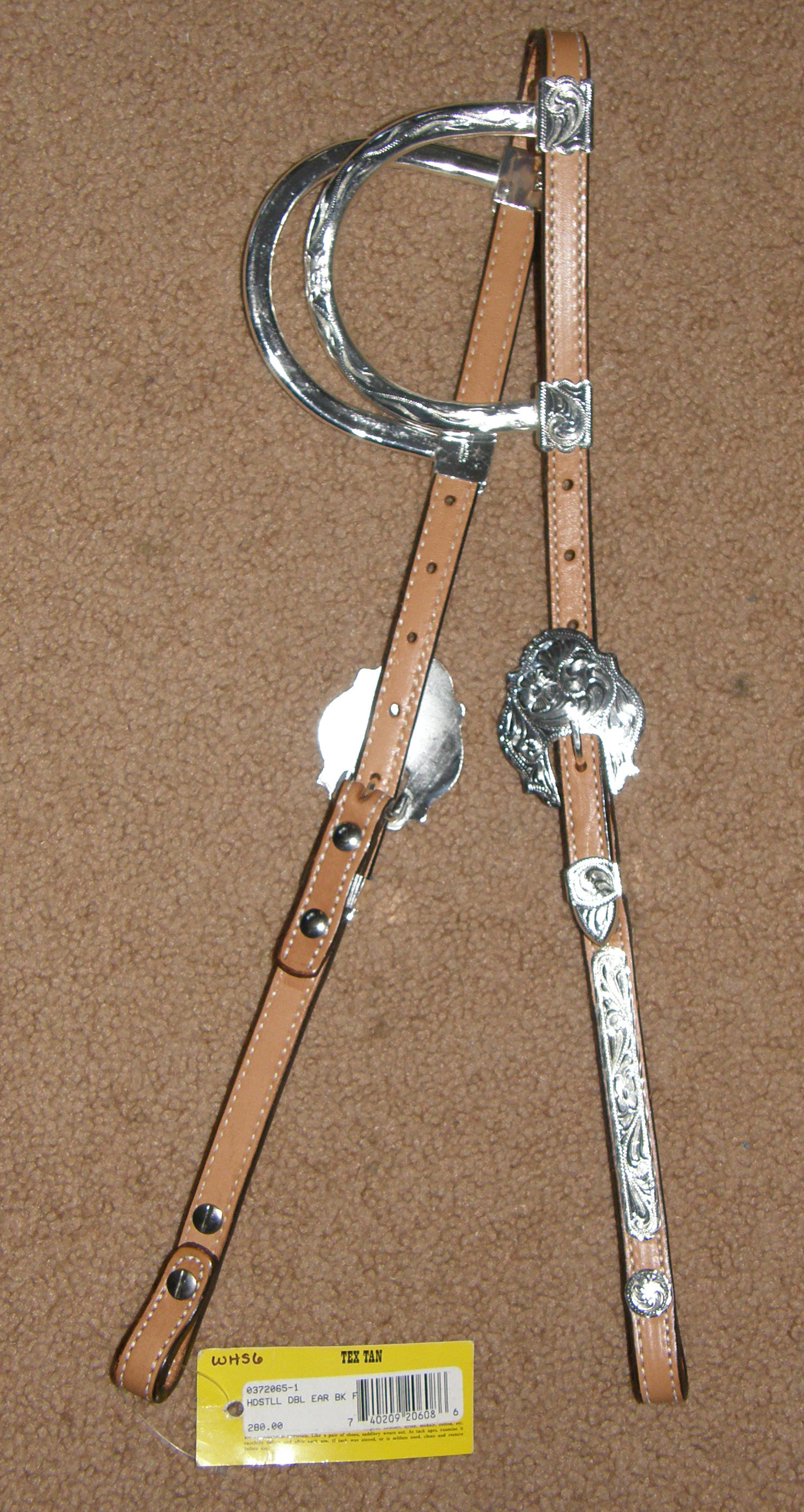 Headstalls Bling Western Headstall With Bling